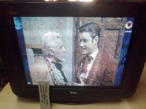 Tv TCL- 21K8USLIM de 21 pulgadas pantalla plana Slim [usados