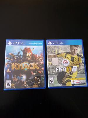 Vendo estos dos juegos a  pesos