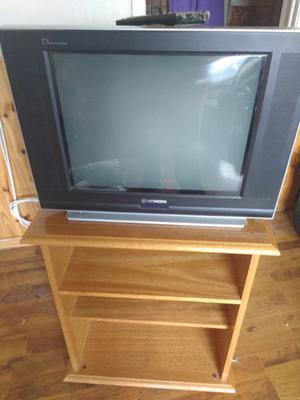 Vendo mueble + tv21