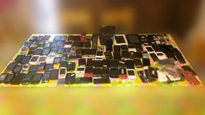 Gran Lote Celulares Retros Mas De 100 Celulares Y Tablet