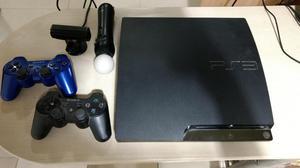 Vendo Play station 3 PS3 en excelente estado con dos