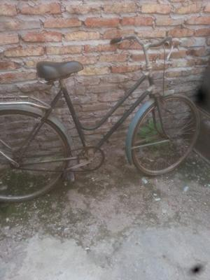 Vendo bicicleta antigua. De coleccion