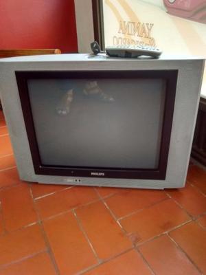 """Vendo tv de 21"""" y equipo aiwa"""