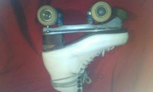 patines usados numero 38