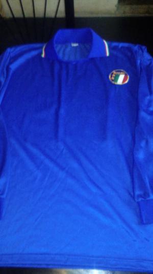 Camiseta del seleccionado de Italia '90.