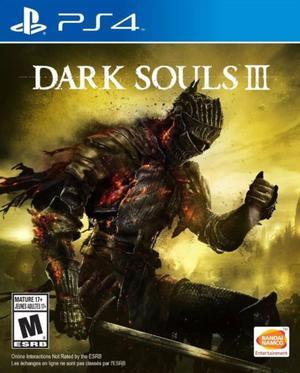 Dark Souls 3 Para Ps4 Juego Fisico Original Sellado!!!
