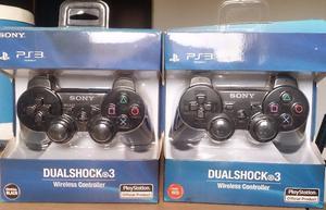 Joysticks Sony PS3 con poco uso