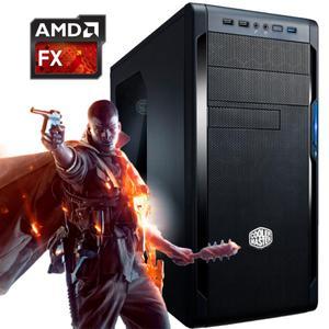 Pc Gamer Amd Fx gb Ddr3 | Radeon  | Hdd 1tb