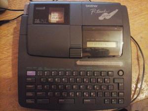 Rotuladora Brother P-touch 520 Etiquetado Electrónico