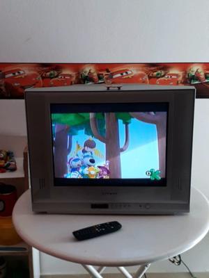 "Tv Philips 21"" pantalla plana"