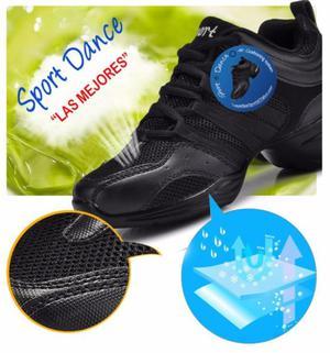 UNICAS Zapatillas De Baile Sport. Danza Hip Hop