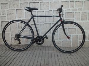 Vendo Bici Urbana Rodado 28, 7 velocidades. Llantas doble
