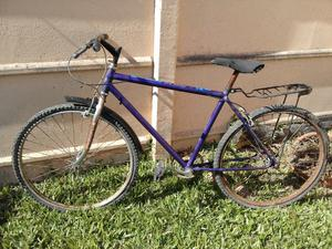 Vendo bicicleta para paseo. Con detalles.