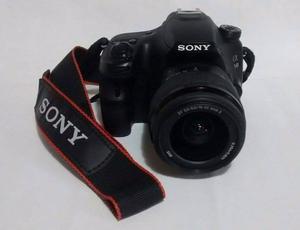 Vendo camara reflex Sony Alpha 58 + accesorios