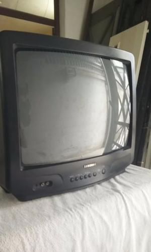vendo televisor samsung usado en buen estado