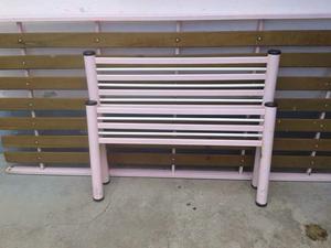 Muebles de pino cama nido respaldo xx monte grande posot for Cama de una plaza