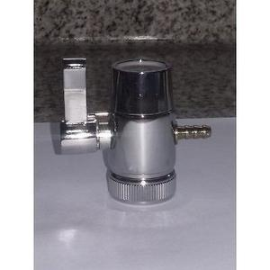 Llave Derivadora Bypass Filtro Purificador De Agua