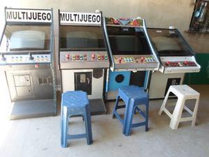 Mueble arcade sin juego