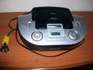 Vendo radiograbador Philips