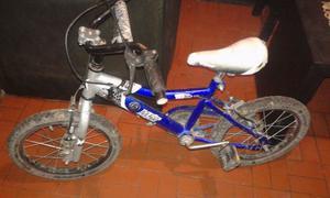 bici para chicos rodado 16