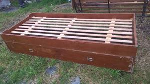 cama simple con cajon (2)