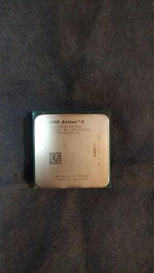 AMD Athlon X2 Funcionando