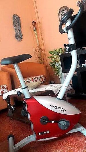 Bicicleta Fija Magnetic OLMO Sin Uso