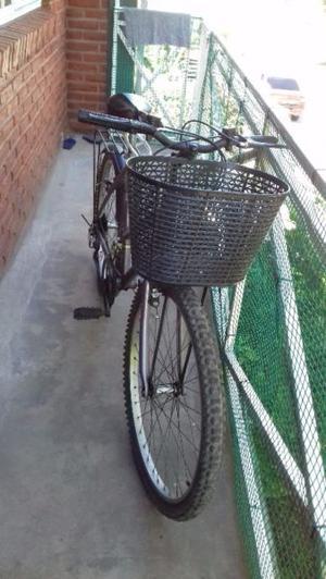 Bicicleta Mountain bike rodado 26 mujer