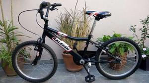 Bicicleta Raleigh mxr rodado 20