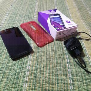 MOTO G3 NUEVO. Permuto por iphone o Samsung s6 más