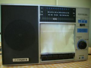 Radio AM / FM Fisher PH-113F