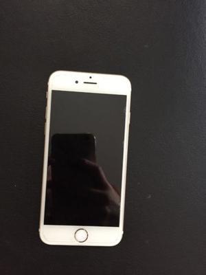 VENDO IPHONE 6 DE 64 GB DORADO