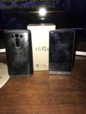 VENDO LG G3 D GB LIBERADO EN CAJA ORIGINAL