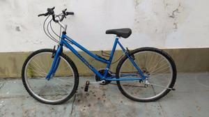 Vendo URGENTE bicicleta azul (rodado 26) | Muy poco uso