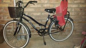 Vendo bicicleta de mujer casi nueva