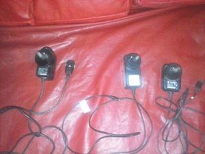 cargadores de celulares para Nokia, Motorola y LG.