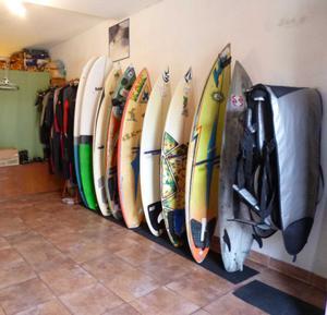 tablas de surf y accesorios