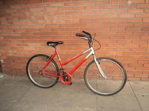 Bicicleta Rodado 26 De Mujer Mountanbike Muy Buena
