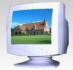 Lote de 10 monitores para PC