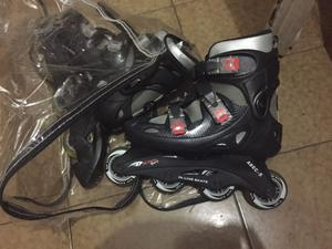 Rollers action sport nuevos talle
