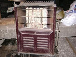 Antigua estufa a gas de kerosene bah a blanca posot class - Estufa de keroseno ...