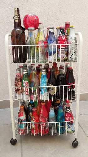 Botellas De Coca Cola Colección