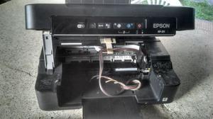 Impresora epson xp 211 multifunción con sistema continuo