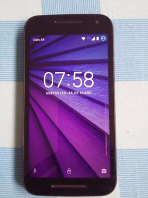 Motorola Moto G 3ra Generación Xt Libre Android 6.0