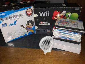 Nintendo Wii (nueva Con Todo)