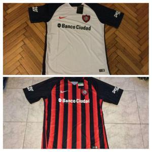 Nuevas camisetas de San Lorenzo temporada