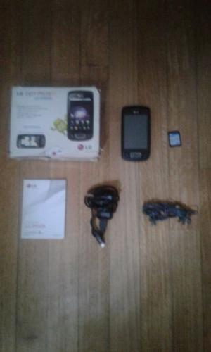 Oportunidad! Vendo Telefono Movil LG Optimus P500H celular