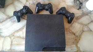 Playstation 3 USADA + 7 juegos + 3 joystick