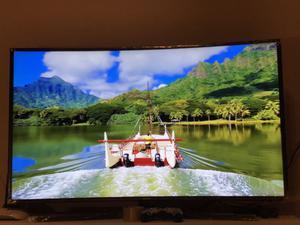 Smart tv samsung 4k 49 pulgadas curvo