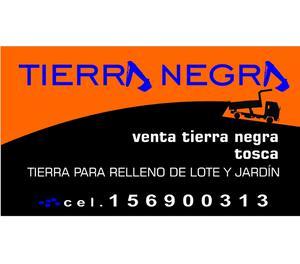 VENTA DE TIERRA NEGRA Y TOSCA EN MAR DEL PLATA